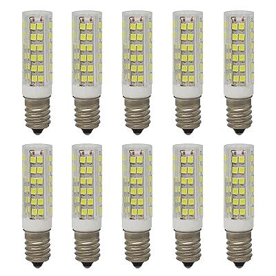 Lot De 10 Ampoule Led E14 7w 500lm Lampe Bulb Non Dimmable