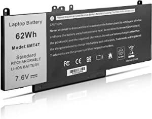 """E5470 E5570 Battery for Dell Latitude Notebook 15.6"""" - Dell Type Part Number:7V69Y TXF9M 79VRK 07V69Y 6MT4T"""