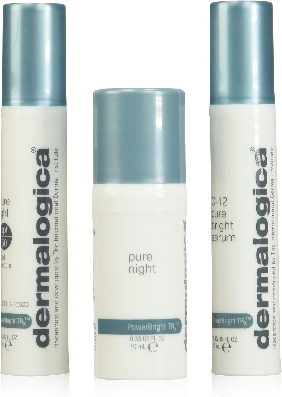 Dermalogica PowerBright TRx Treatment Kit 3pcs: Amazon.es ...