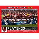 Pôster A4 - Flamengo Campeão da Recopa 2020