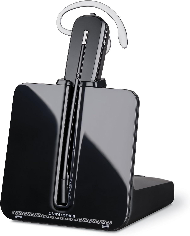 Plantronics CS540 - Auriculares in-ear inalámbricos para teléfonos digitales