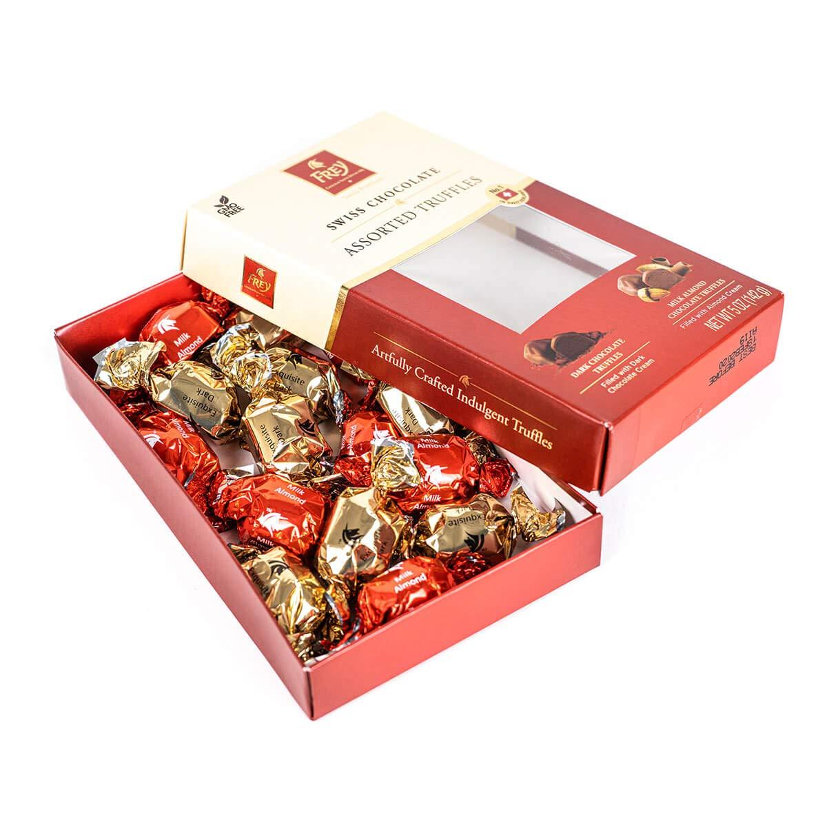 Frey Chocolat Assorted Truffles by Frey