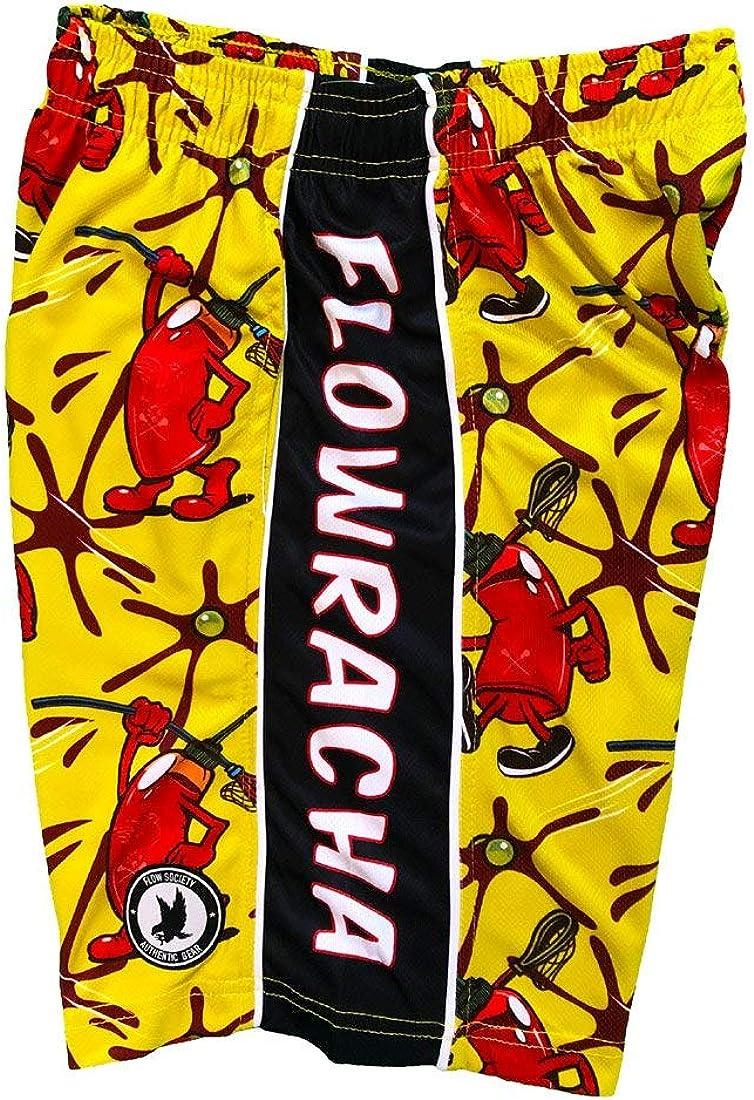 Flow Society Boys Big Flowracha Attack Short