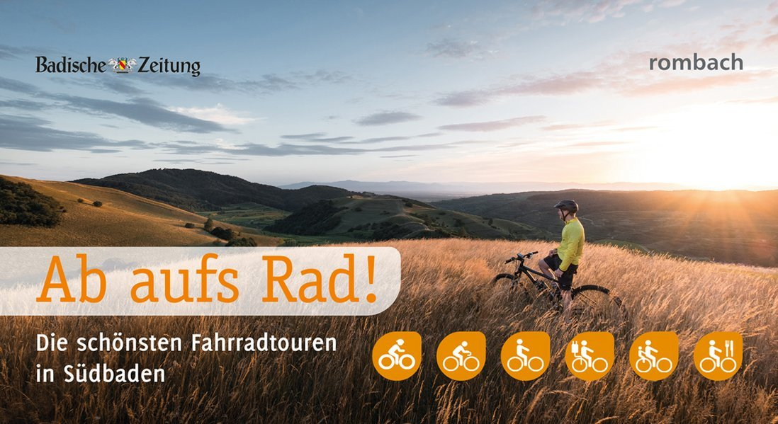 Ab aufs Rad! Die schönsten Fahrradtouren in Südbaden
