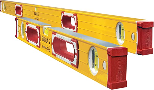 Replaces Stabila 37524 Set 37832 Stabila Remodeler Set 58//32 Includes 58 Inch and 32 Inch Levels