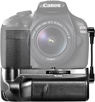 NEW Battery Grip Impugnatura verticale per CANON EOS 1200D BG-1H LP-E10 BG-1100D