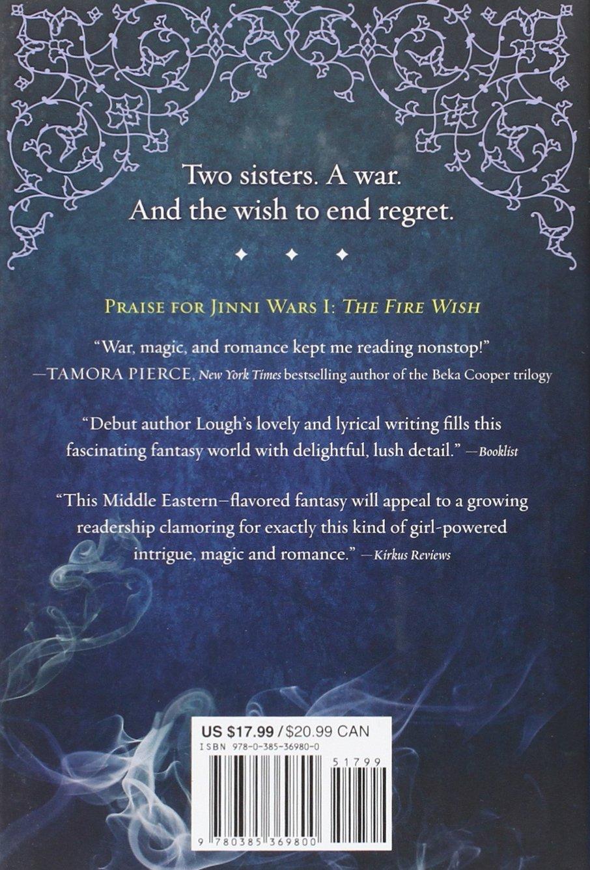 the fire wish jinni wars book 1
