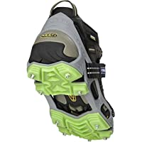 Stabilicer Hike XP Traction Ice Cleat for Hiking in Snow, Ice, Attaches Over Shoes for Safety in Outdoor Winter Weather, Slippery Terrain/Trails