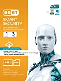 Eset Smart Security - 1 Device, 3 Years (Email Delivery in 2 hours- No CD)