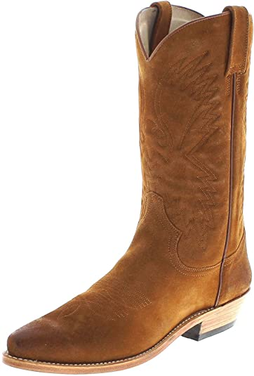 Fashion Boots 033 Afelpado Whisky Westernstiefel für Damen und Herren Braun