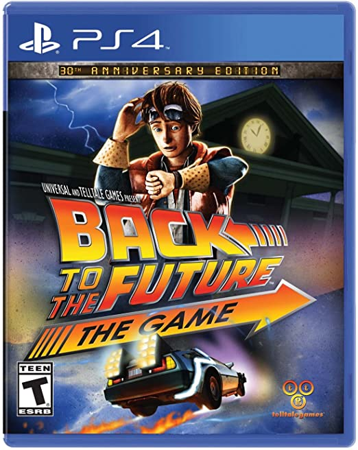 Amazon.com: Back to the Future: The Game - 30th Anniversary ...