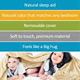 Quility Premium Kids Weighted Blanket & Removable