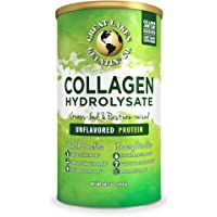 Great Lakes Gelatin, Collagen Hydrolysate, Unflavored Beef Protein, Kosher, 16 Oz...