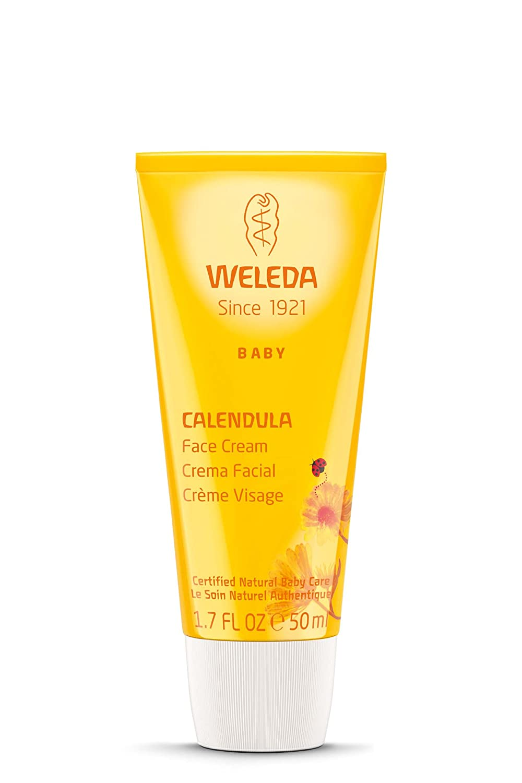 Weleda Weleda baby calendula face cream, 1.7 fl oz (pack of 2)
