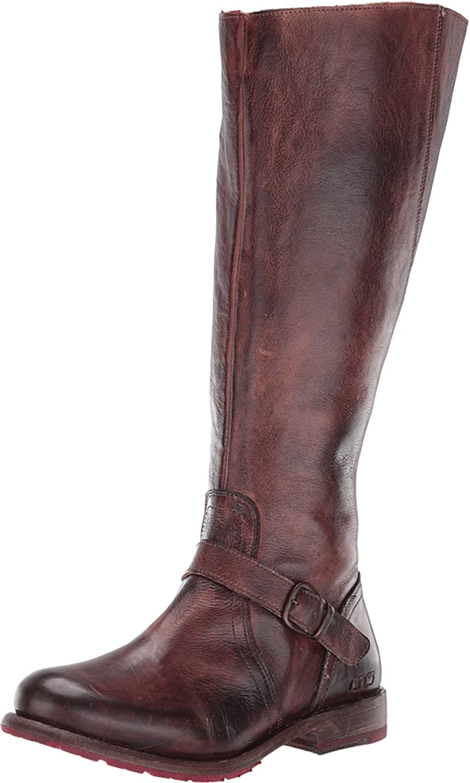 Bed Stu Women's Glaye Wide Calf Boot