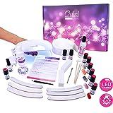 Kit Vernis Semi Permanent - Manucure Lampe UV - Manucure, Faux Ongles & Nail Art