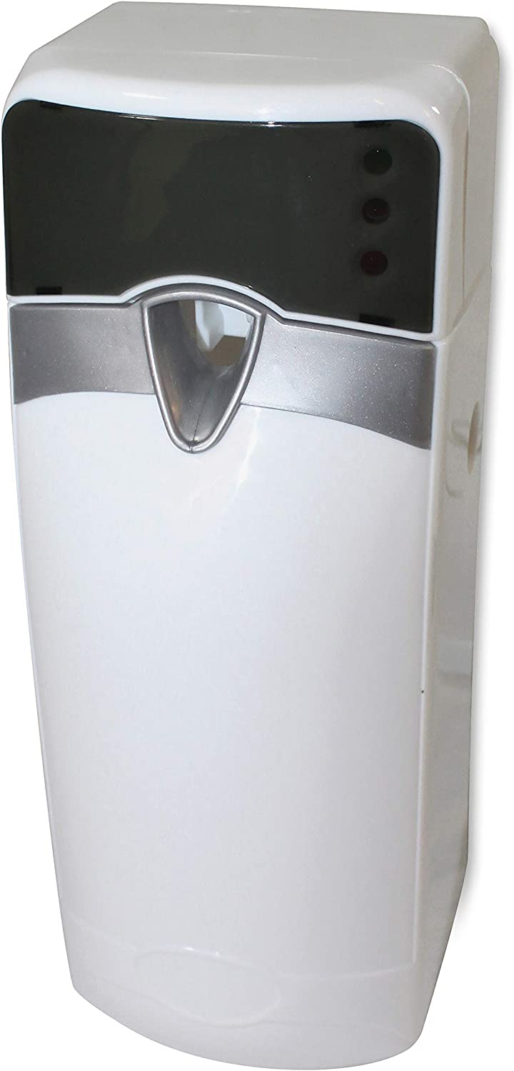 Prozap ProMist'r II Programmable Aerosol Dispenser | Automated Pest Control | Eliminate Flying Inserts Including Flies, Mosquitoes, Gnats and Moths | Insecticide Not Included