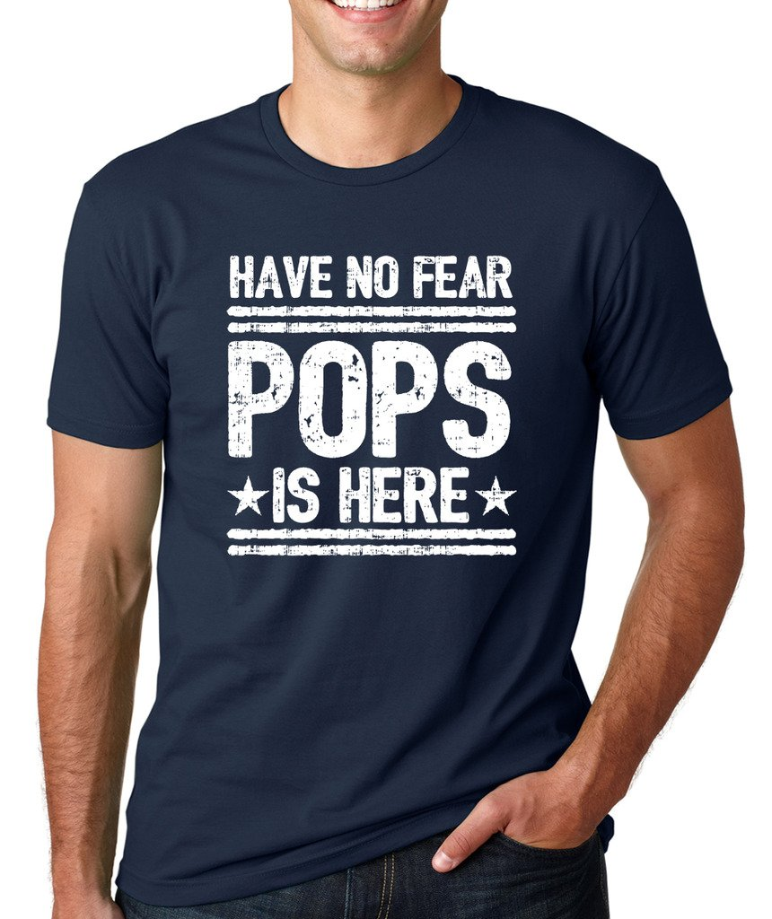 Signaturetshirts S Have No R Pops Is Here T Shirt