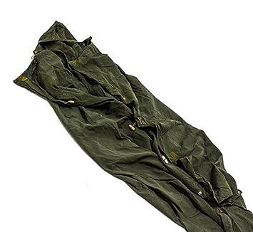 Schlafsacküberzug//Biwacksack neuw Unbekannt Armee Norweg