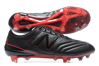 New Balance Men s Chaussures Furon 3.0 K-Leather Fg Boots Football ... 315394fd332