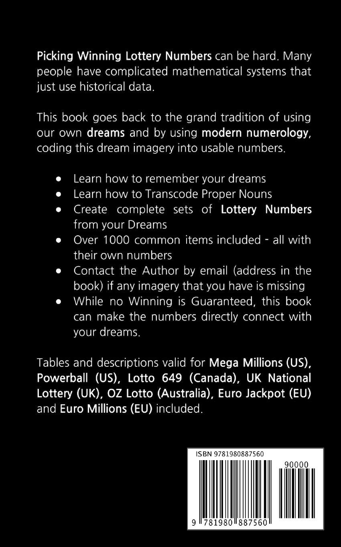 Dr Golder's Lotto Dream Book 2018: Code Your Dreams Into