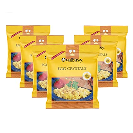 OvaEasy Dehydrated Egg Powder