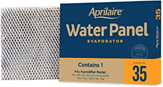 product image for Aprilaire - 35 A1 35 Replacement Water Panel for Whole House Humidifier Models 350, 360, 560, 568, 600, 600A, 600M, 700, 700A, 700M, 760, 768 (Pack of 1)