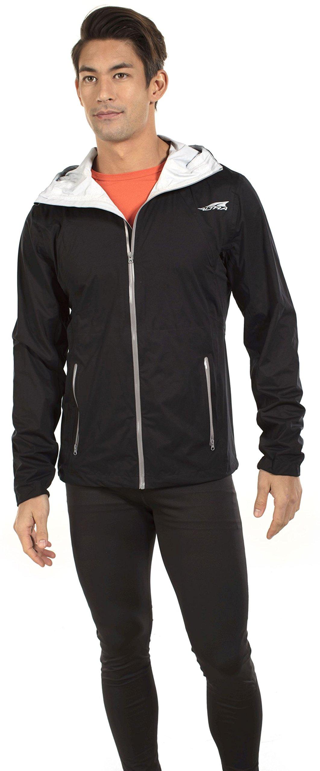 Altra Wasatch Jacket - Men's Black Large