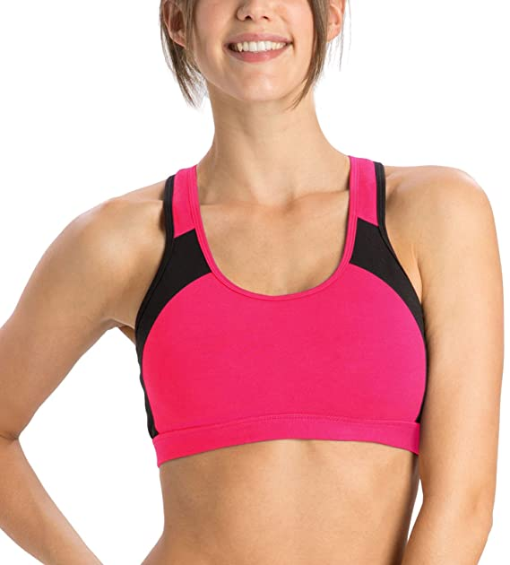 6dcca0288f Image Unavailable. Image not available for. Colour  Jockey Women s Full Cup Sports  Bra ...