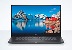 Newest Dell Precision 5520 UHD 15.6 (3840 x 2160) TOUCH SCREEN Work Station Laptop (Intel Xeon E3-1505M V5, 32GB Ram, 1 TB SSD, HDMI, Camera) Nvidia Quadro M1200 4GB DDR5 (Renewed)