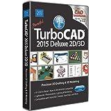 TurboCAD 2015 Deluxe 2D/3D
