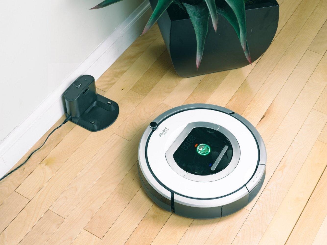 iRobot - Robot aspirador Roomba 776p: Amazon.es: Hogar