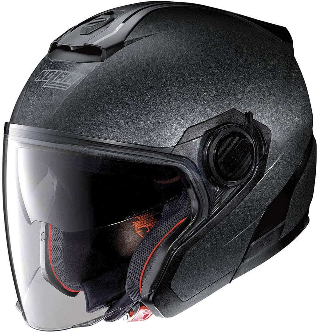 Nolan N40-5 Special N-COM Black Graphite L