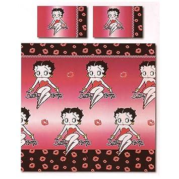 Amazon.com: Betty Boop Double Duvet Set: Home & Kitchen