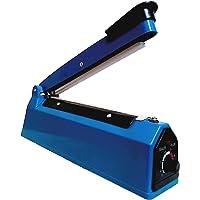 Rack & Pack Sellador de Bolsas Maquina Selladora Térmico Plástico 20cm Celofán Polipropileno Excelente Calidad