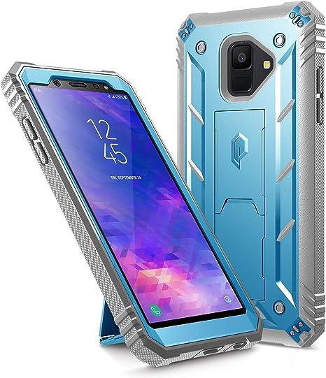 Poetic Funda Samsung Galaxy A6, Estuche Protector Robusto ...