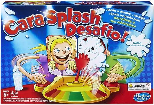 Hasbro Gaming - Juego infantil Cara Splash Desafio (Hasbro C0193190): Amazon.es: Juguetes y juegos