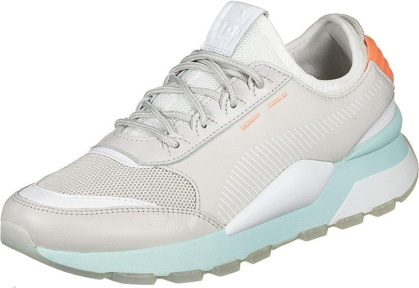 Top Sneakers, Grey Glacier Gray White