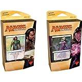 マジック:ザ・ギャザリング アモンケット プレインズウォーカーデッキ 日本語版 2種セット