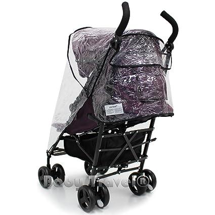 Color topacio Cybex rejilla para carrito de bebé funda protectora contra la lluvia Blackspur Pesado Profesional