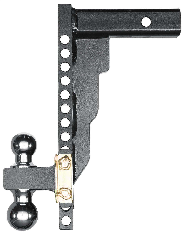 Husky Liners Adjustable Ball Mount - 14IN Drop - 2.5IN Shank - Universal 17207