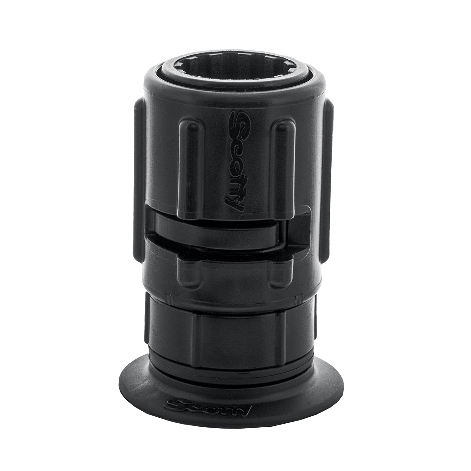 Scotty Stick On Accessory Mount with 437 Gear-Head