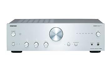 Onkyo A-9030-S - Amplificador esterero integrado (65 W por canal, 5 entradas analógicas) color plata: Amazon.es: Electrónica