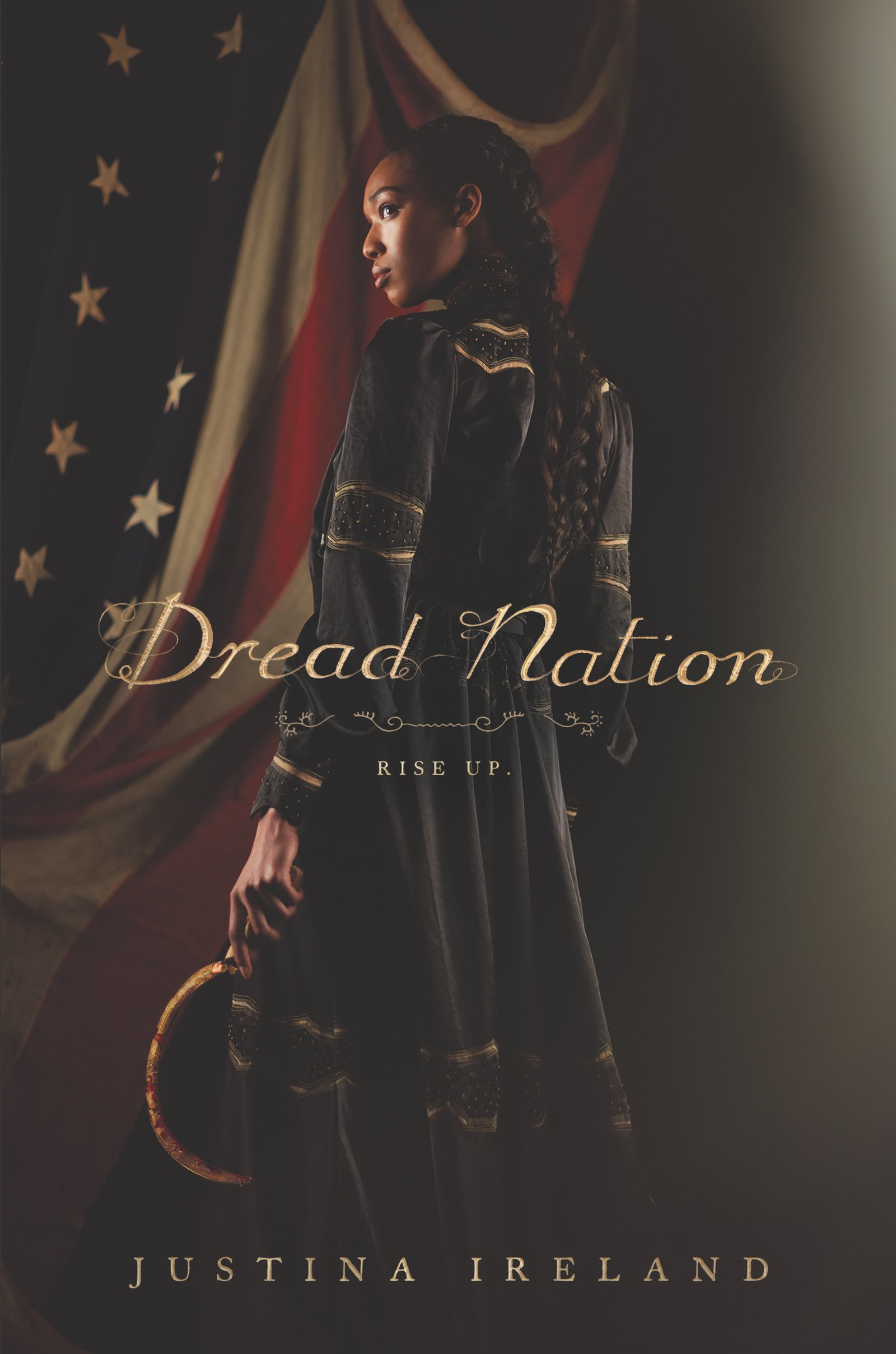 Image result for dread nation justina ireland