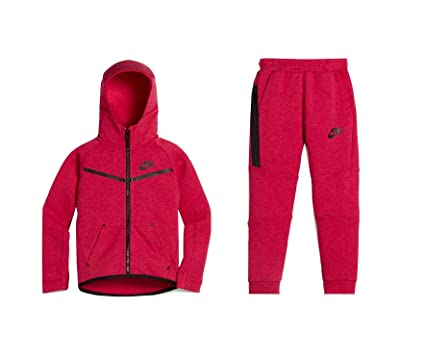 ac2db63422ad Image Unavailable. Image not available for. Color  Nike Baby Girl s Tech  Fleece ...