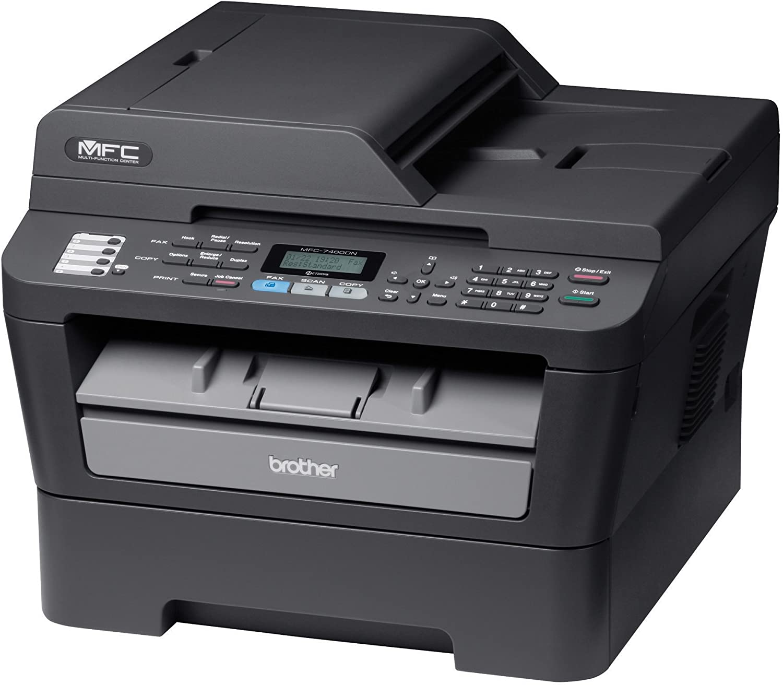 Amazon.com: Brother Refurbished Wireless Monocromo Impresora ...