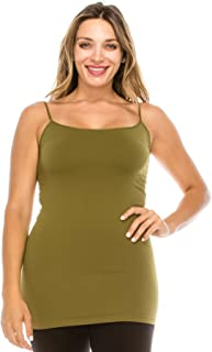 product image for Kurve Plus Size The Excellent Cami Tank Top, UV Protective Fabric UPF 50+ (Made with Love in The USA)