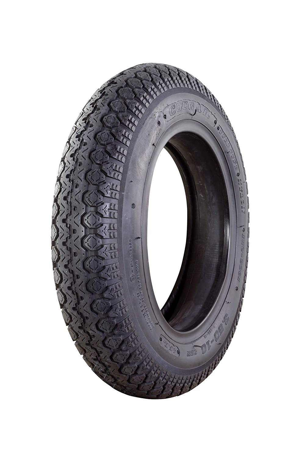 REPLACES TTT10350 :COMMUTER BIKEIT TUBE-TYPE TYRE 350-10 #894