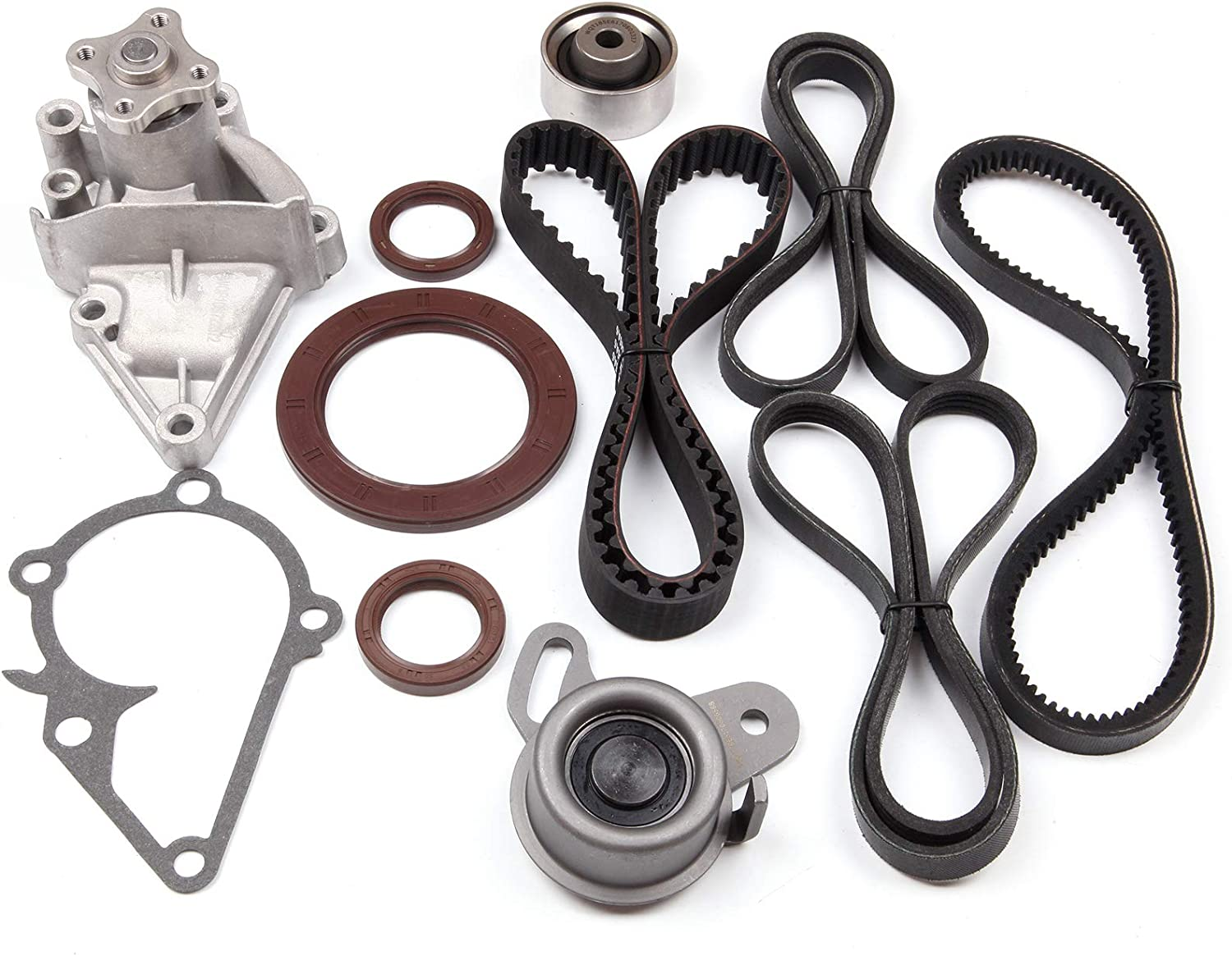 LSAILON Timing Belt Kits Replacement for 2001-2011 Hyundai Accent