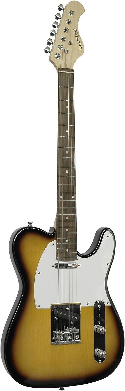 Guitarra eléctrica estilo TE - Kit de bricolaje - Construye tu propia guitarra: Amazon.es: Instrumentos musicales